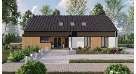 Dom Norymberga - Projekty domów typu stodoła