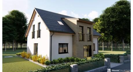 Dom Kotor - Projekty domów klasycznych