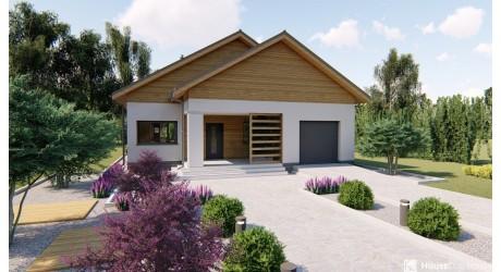 Dom Turda - Projekty domów klasycznych