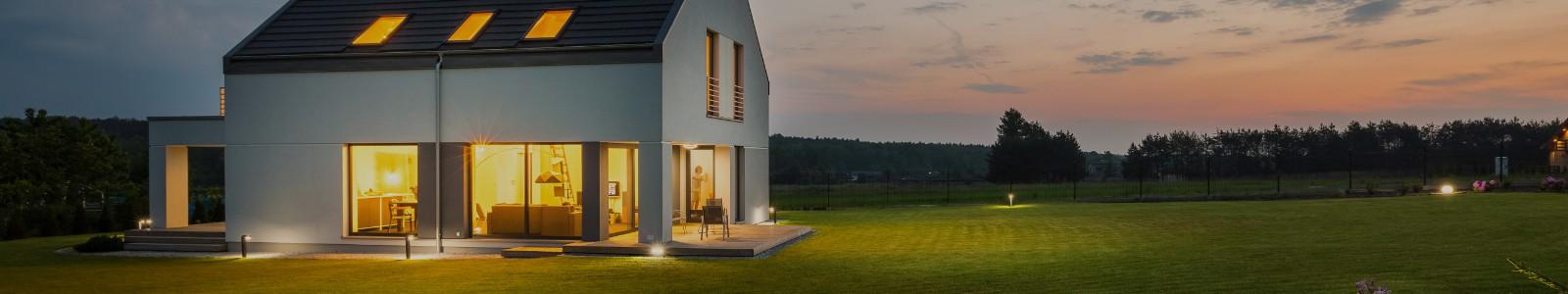 Projekty Domów z Dachem Dwyspadowym | Dachy